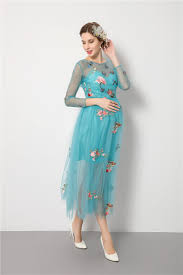 aliexpress com buy maternity dresses for baby showers long