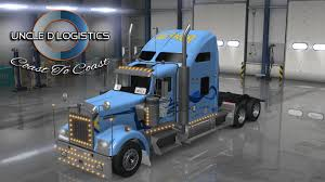 Uncle D Logistics Werner Trucking Kenworth W900 Skin • ATS Mods ... Trucking Digest Images From Finchley Ats Anderson Service Tnsiam Flickr Ats Reviews 2017 Best Image Truck Kusaboshicom Ldi Services Mod For Mod American Atstrucking Hash Tags Deskgram Peterbilt 389 Bowers Virtual Manager Online Vtc Management Simulator Good Times Youtube Uncle D Logistics Wner Trucking Kenworth W900 Mod Download Navajo Skin