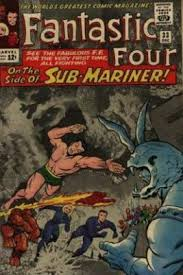 Marvel Comicss Fantastic Four Issue 33