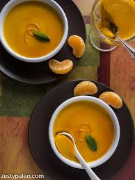 Pumpkin Pudding Paleo by Orange Kabocha Squash Pudding Dairy Free Egg Free Aip Zesty