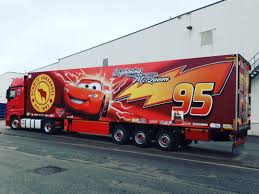 100 Lightning Mcqueen Truck Grepaul Gregory Paul McQueen Truck Lightningmcquee