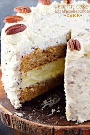 This Carrot Cake Cheesecake Cake recipe is a showstopper Layers of homemade carrot cake