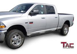 TAC Side Steps For 2009-2018 Dodge Ram 1500 Crew Cab // 2010-2018 ...