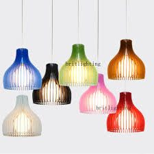multi colour pendant l modern pendant lights cord single