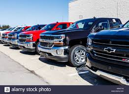 Indianapolis - Circa March 2018: Chevrolet Trucks At A Chevy Stock ... 100th Anniversary Of Chevrolet Trucks The Cadian Truck King 2019 Chevy Silverado How A Big Thirsty Pickup Gets More Fuelefficient Celebrating 100 Years Talk Groovecar Commercial Success Blog Country Music Station Celebrates Introduces Colorado Duramax Diesel Want Or Suv How About 100 Discount Autoinfluence Trucks Celebrate Years Shaping Americans Drive Wheels Lmc On Twitter George Ms 1966 C10 Was Originally Indianapolis Circa March 2018 At Stock Sick Youtube New Used For Sale In Md Criswell