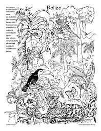 Coloring Pages Of Animals In Their Habitats Animal Habitat Search 1st Grade