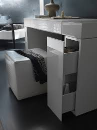 Modern Vanity Table Storage The Holland How To Decorate A