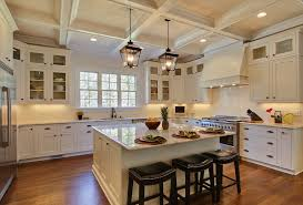 enorm traditional pendant lighting for kitchen white lantern