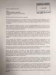 La Carta De Renuncia De Porfirio Díaz Un Día Como Hoy Pero De 1911