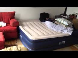Product Review AIRTEK Air Bed Mattress Dr Paul Teich Bed Bugs