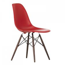 DSW Eames Plastic Side Chair Charles And Ray Eames Chair Vitra Plastic Armchair Daw With Full Upholstery Side Dsw By 1950 Style Dowel And Chairs 115 For Sale At 1stdibs Lounge Ottoman Herman Miller Eiffel Inspired Ding Retro Design Dsr Viaduct
