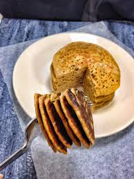 Easy Vegan Pumpkin Pancake Recipe by Pumpkin Buckwheat Pancakes Vie De La Vegan