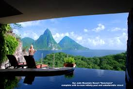 100 Jade Mountain Video Review Resort St Lucia Caribbean