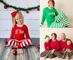 matching christmas pajamas holiday family pjs u0026 sleepwear
