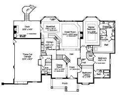 Ranch House Floor Plans Colors Hungerford Trail Craftsman Home Plan 065d 0041 House Plans And More