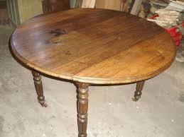 relooker une table de cuisine table ronde la déco de gégé