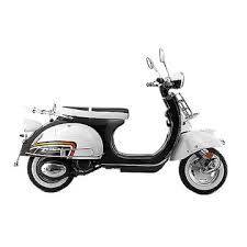 China 2017 Euro 4 50CC Classic Scooter VES