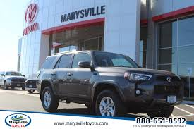 100 Craigslist Portland Oregon Cars And Trucks By Owner New 2019 Toyota 4Runner Sport Utility 4WD