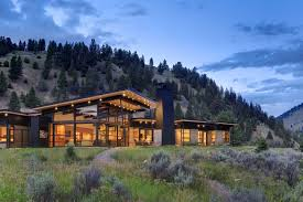 100 Mountain Home Architects RiverBankNaturalModernSustainableLuxuryHouse_1