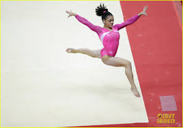 Aly Raisman Floor Routine Olympics 2016 by Simone Biles U0026 Aly Raisman Head To Rio On Us Women U0027s Gymnastics