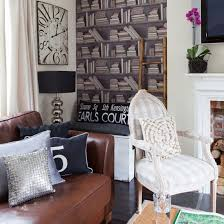Cosy And Quirky Living Room