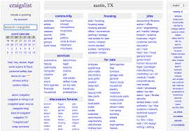 100 Craigslist Mcallen Trucks My Failed Book Analyzing 580000 Personals
