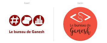 nouveau logo accompagné d un nouveau bandeau web pour le bureau