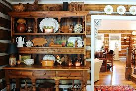 Shabby Chic Dining Room Hutch by Dining Room Hutch Transitional With Modern Hardware Maple Standard