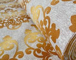 Material For Curtains And Upholstery by Fabric For Curtains Etsy