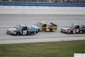 Parker Kligerman Wins Wild One At Talladega In Freds 250 Truck Race ... Weekend Schedule For Talladega Surspeedway Pure Thunder Racing No 22 Truck Will Have A Trumppence Paint Scheme Todd Gliland Goes Wild Ride Nascarcom Fr8auctions Set To Become Eitlement Sponsor Of Truck Bad Boy Mowers Returns To With Make Motsports Lyons Pairs Reaume For Race Speed Sport Free Friday Mechanical Woes Knock Chase Briscoe Out Series Playoffs At Kvapils Good Run Ends In The Big One At New Nascar Flaps Malfunctioning Select Teams News 2014 Freds 250 Camping World