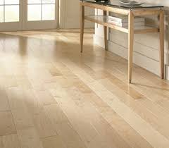 Attractive Maple Wood Flooring Also Has A Wonderful Appearance Due To The