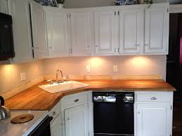 Top Corner Kitchen Cabinet Ideas by Stick A Fork In Them The Ikea Butcher Block Counters Are Done
