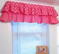 Minnie Mouse Rug Bedroom by Tiered Ruffled Valance Pink Polka Dot Minnie Mouse Custom