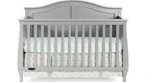 bedroom child craft matte white bradford convertible crib beehive