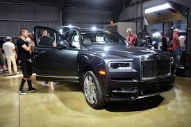 100 Rolls Royce Truck Seven Cool Things About The 2019 Cullinan Automobile