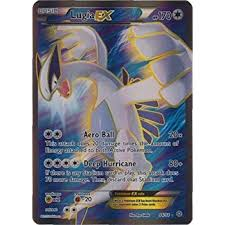 amazon com pokemon lugia ex 68 98 ancient origins holo