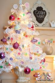 Gumdrop Christmas Tree Challenge by Brown Paper Packages Candy Tree
