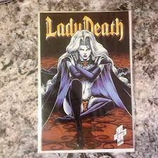 Lady Death The Odyssey 3 Chaos Comics Mint Condition