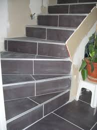 pose carrelage escalier quart tournant comment carreler un escalier tournant de design unique