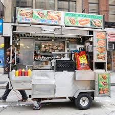 Hundreds Of NYC Food Carts To Go Eco-Friendly And Accept Credit ... A Food Truck On Water Street In Lower Mhattan New York City La Baguette Cafe Mobile Food Truck Harlem Flickr This Week In Souvlaki Nyc Inspiration Pinterest Trucks Best Gourmet Vendors Carts Could Have Letter Grades By The End Of Cart Wraps Wrapping Nj Max Vehicle New York Juice Cart Google Search Home Frite Puran Dhaka Roaming Hunger Wkhorse Used For Sale Nyt Magazine Sucks Owners Eater Ny