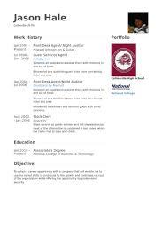 night auditor resume sles visualcv resume sles database