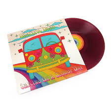 Lava Lamp Cloudy Out Of Box by Grateful Dead Smiling On A Cloudy Day Colored Vinyl Vinyl Lp