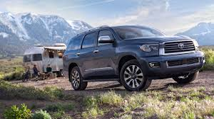 2018 Toyota Sequoia For Sale Near Greenwich, CT - Toyota Of Greenwich