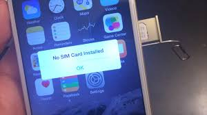 iPhone 6 6 Plus How to remove insert a SIM Card