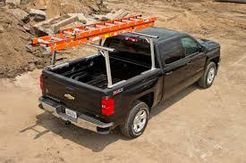 Lightweight Aluminum Ladder Racks For Pickup Trucks