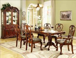 Italian Provincial Dining Room Sets Choosing Classic Impressive Chairs