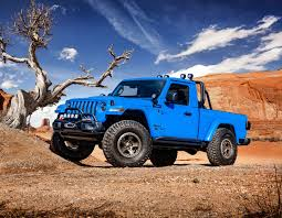 100 4 Door Jeep Truck This Two Gladiator Is The Easter Safari Concept We