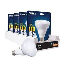 cree led br30 flood 9w 65 watt soft white 2700k dimmable bulbs ebay