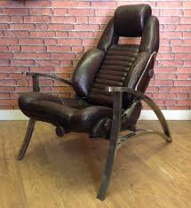 Back Jack Chair Ebay by Vintage Rover Car Seat Top Gear Ron Arad Rover Scaffold Sofa Chair
