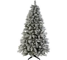 Argos Home 6ft Snow Covered Christmas Tree